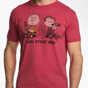 Junk Food Cool Story Bro Tshirt